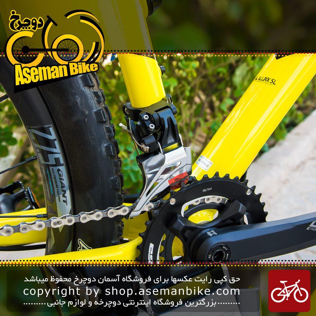 دوچرخه کوهستان جاینت مدل فدم 3 سایز 27.5 2018 Giant Mountain Bicycle Fathom 3 27.5 2018