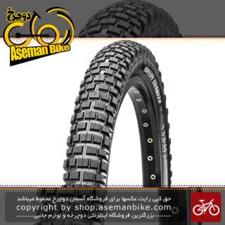 لاستیک تریال دوچرخه کوهستان ماکسیس مدل کریپی کراولر سایز 20 در 2.50 Maxxis Tire Creepy Crawler 26x2.50