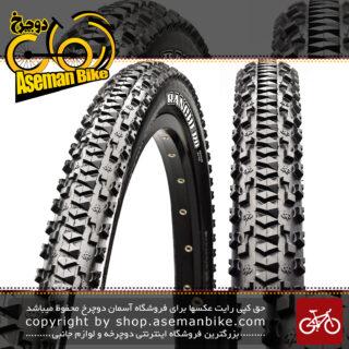 لاستیک دوچرخه کوهستان ماکسیس تیوبلس تاشو مدل رانچرو سایز 26 در 2 Maxxis Tubeless Tire Ranchero 26x2