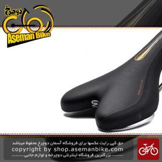 زین دوچرخه سله رویال ساخت ایتالیا مدل لوکین وایپر Selle Italy Royal Lookin Viper