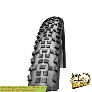 لاستیک کوهستان شوالب رپید راب کی گارد سایز 27.5 در 2.10 Schwalbe Tire RAPID ROB K-Guard 27.5x2.10