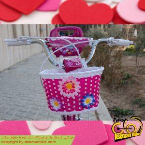 دوچرخه دخترانه پرادو مدل پینکی سایز 16  Prado Kids Bicycle Pinky 16