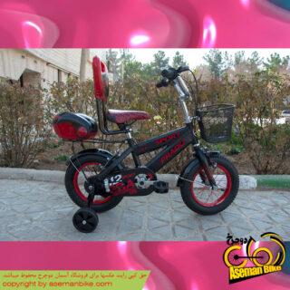 دوچرخه دخترانه پرادو مدل اسپورت سایز 12 Prado Kids Bicycle Sport 12