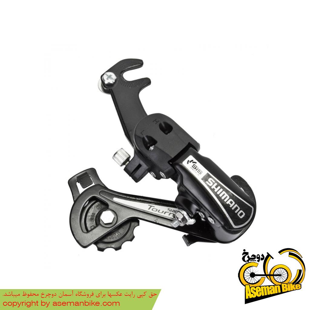 شانژمان دوچرخه کوهستان شیمانو تورنی تی وای 21 6 سرعته Shimano Rear Derailleur TY-21