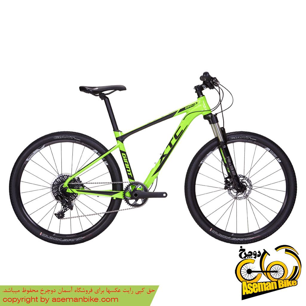 دوچرخه کوهستان جاینت مدل ایکس تی سی 820 سایز 27.5 2018 Giant Mountain Bicycle XTC 820 27.5 2018