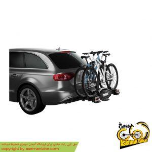 باربند صندوقی ماشین مخصوص حمل دوچرخه تول Thule Velocompact 2 7Pin 2Bike