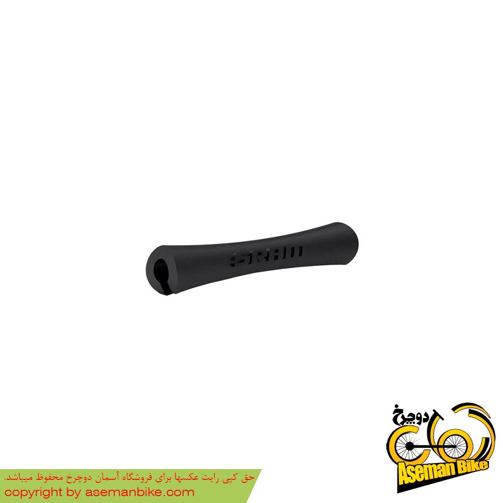 محافظ بین کابل و بدنه اسرم پک یک عددی مشکی SRAM Outer Cable Protector 1pcs