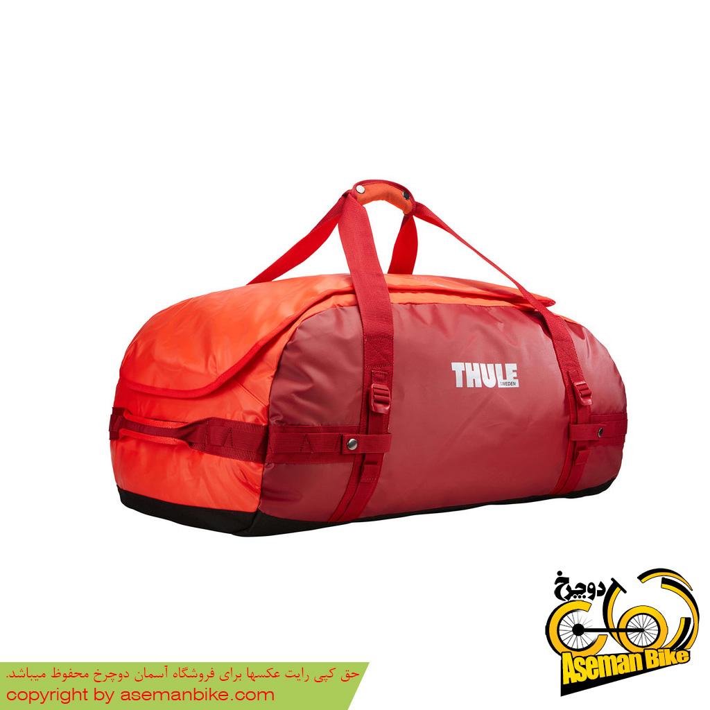 کیف ورزشی تول چاسم تول قرمز/نارنجی Thule Chasm 90L