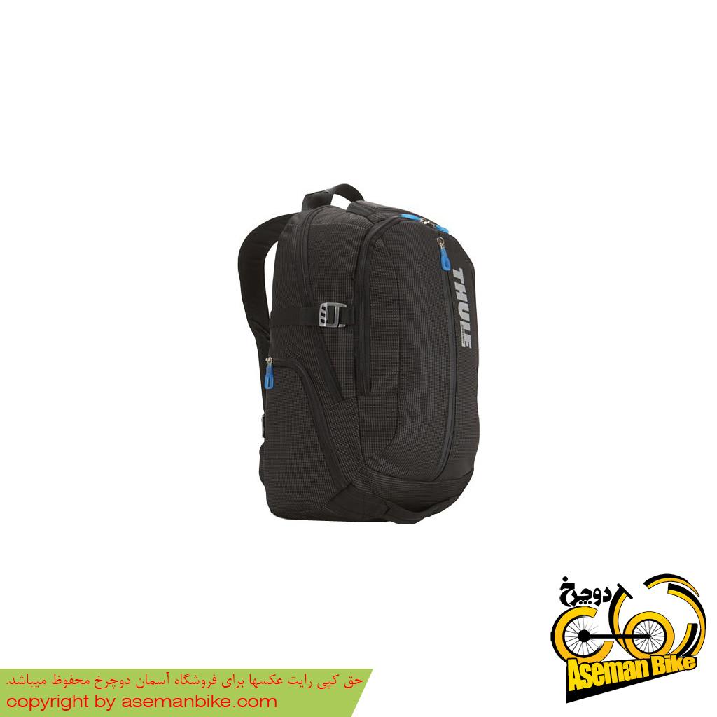 کوله پشتی تول کراس آور مشکی Thule Crossover Backpack 17-inch