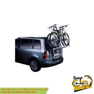 باربند حمل دوچرخه پشت شیشه ماشین تول Thule Backpac 973