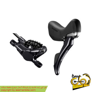 کتی دنده و ترمز هیدرولیک کورسی جلو و عقب مدل آر اس 785 Shimano Hydraulic Disc Caliper RS785 Set
