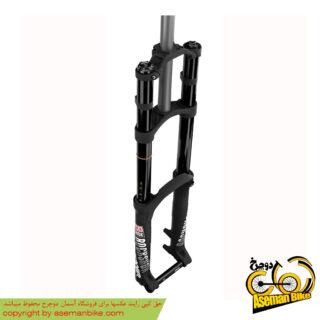 دوشاخ دوچرخه راک شاکس باکسر آر سی کویل 200 میلیمتر بازی 27.5 Rock Shox Fork Boxxer RC Coil 200mm 27.5