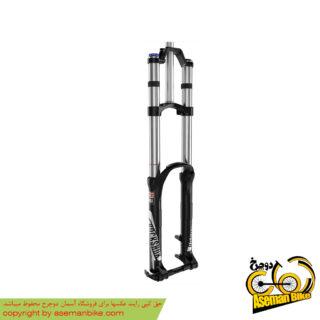 دوشاخ دوچرخه راک شاکس دوماین دی سی آر سی 27.5 200 میلیمتر بازی Rock Shox Fork Domain DC RC 200mm 27.5