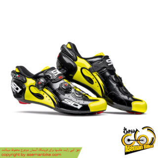 کفش کوهستان سیدی ایتالیا مدل لوسیدو وایر کربن سایز 46.5 SIDI Shoes Italy MTB Lucido Wire Carbon 46.5