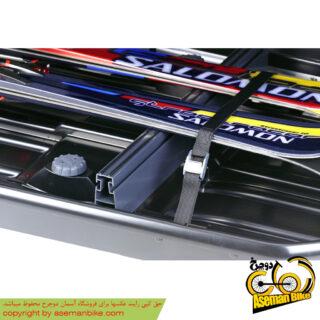 باربند حمل تخته های اسکی برای ماشین تول Thule Box Ski Carrier Adapter