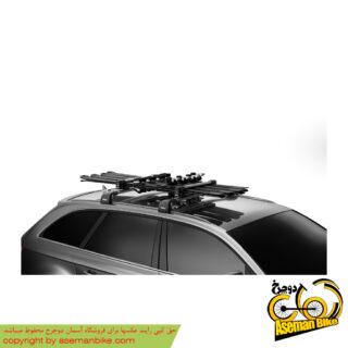 باربند سقفی ماشین مخصوص حمل چوب اسکی تول Thule Snowpack 2