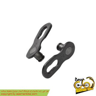 قفل زنجیر دوچرخه اسرم پاور لاک بسته 50 عددی 10 سرعته Sram Power Lock Chain Connector 10spd 50pcs