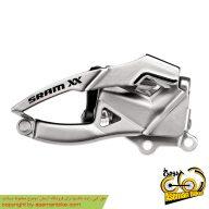 طبق عوض کن اسرم ایکس ایکس - اس 3 2 در 10 سرعته SRAM Front Derailleur XX S3 2x10 Speed