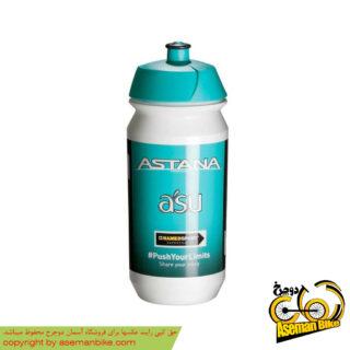 بطری آب دوچرخه تکس مدل شیوا پرو تیم آستانا 500 سی سی Tacx Bottle Shiva 500cc Pro Team Astana