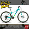 دوچرخه بانوان کیوب مدل اکسز دبلیو اس آبی سایز 27.5 2018 Cube Bicycle Access WS Blue 27.5 Lady 2018