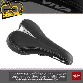 زین دوچرخه ویوا مدل دی 2 VIVA Saddle Bicycle