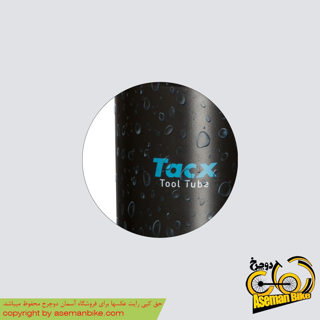 قمقمه جای ابزار تکس آچار آلن و کپسول س او 2 Tacx Tool Tube Plus