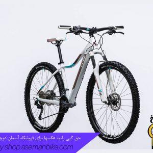 دوچرخه بانوان کیوب مدل اکسز دبلیو ال اس پرو سایز 29 قهوه ای روشن/سفید 2017 Cube Bicycle Access WLS Pro 29 Lady 2017