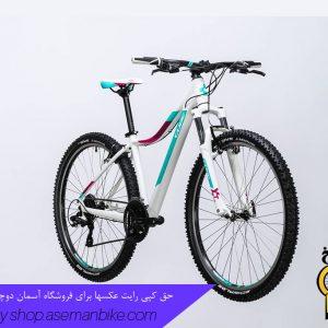 دوچرخه بانوان کیوب مدل اکسز دبلیو ال اس پرو سایز 27.5 2017 Cube Bicycle Access WLS Pro 27.5 Lady 2017