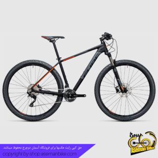دوچرخه کیوب مدل اتنشن اس ال سایز 27.5 2017 مشکی/نارنجی CUBE Bicycle ATTENTION SL 27.5 2017