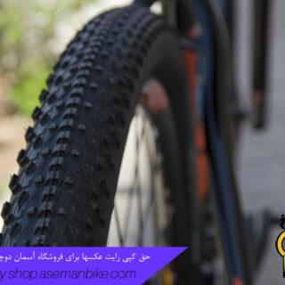 دوچرخه اسپورت جاینت مدل ای تی ایکس 830 سایز 27.5 2018 مشکی نارنجی Giant Sport Bicycle ATX 830 27.5 2018