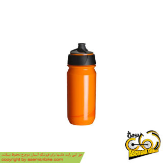 بطری آب دوچرخه تکس مدل شانتی تویست 500 سی سی نارنجی Tacx Bottle Shanti Twist 500cc
