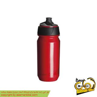 بطری آب دوچرخه تکس مدل شانتی تویست 500 سی سی قرمز Tacx Bottle Shanti Twist 500cc