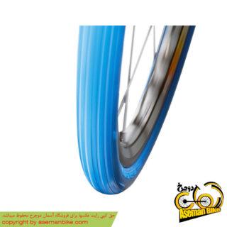لاستیک دوچرخه کوهستان تکس مخصوص دستگاه ترینر 28 در 1.25 Tacx MTB 29er Trainer Tyre 28 x 1.25