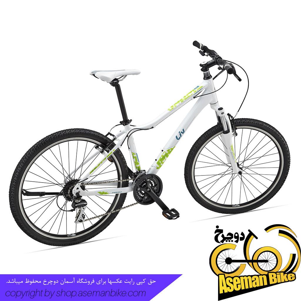 دوچرخه کوهستان و شهری جاینت زنانه اینچنت 1 سایز 26 Giant Liv Bicycle Enchant 1