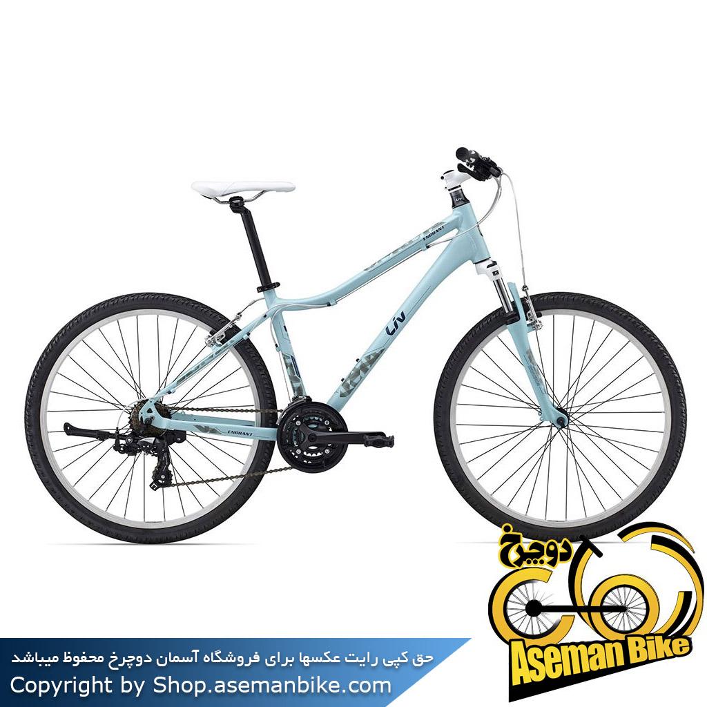 دوچرخه کوهستان و شهری جاینت زنانه اینچنت 2 سایز 26 Giant Liv Bicycle Enchant 2