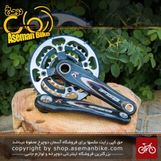 طبق قامه دوچرخه کوهستان کی فورس اف اس ای K Force Crankset FSA