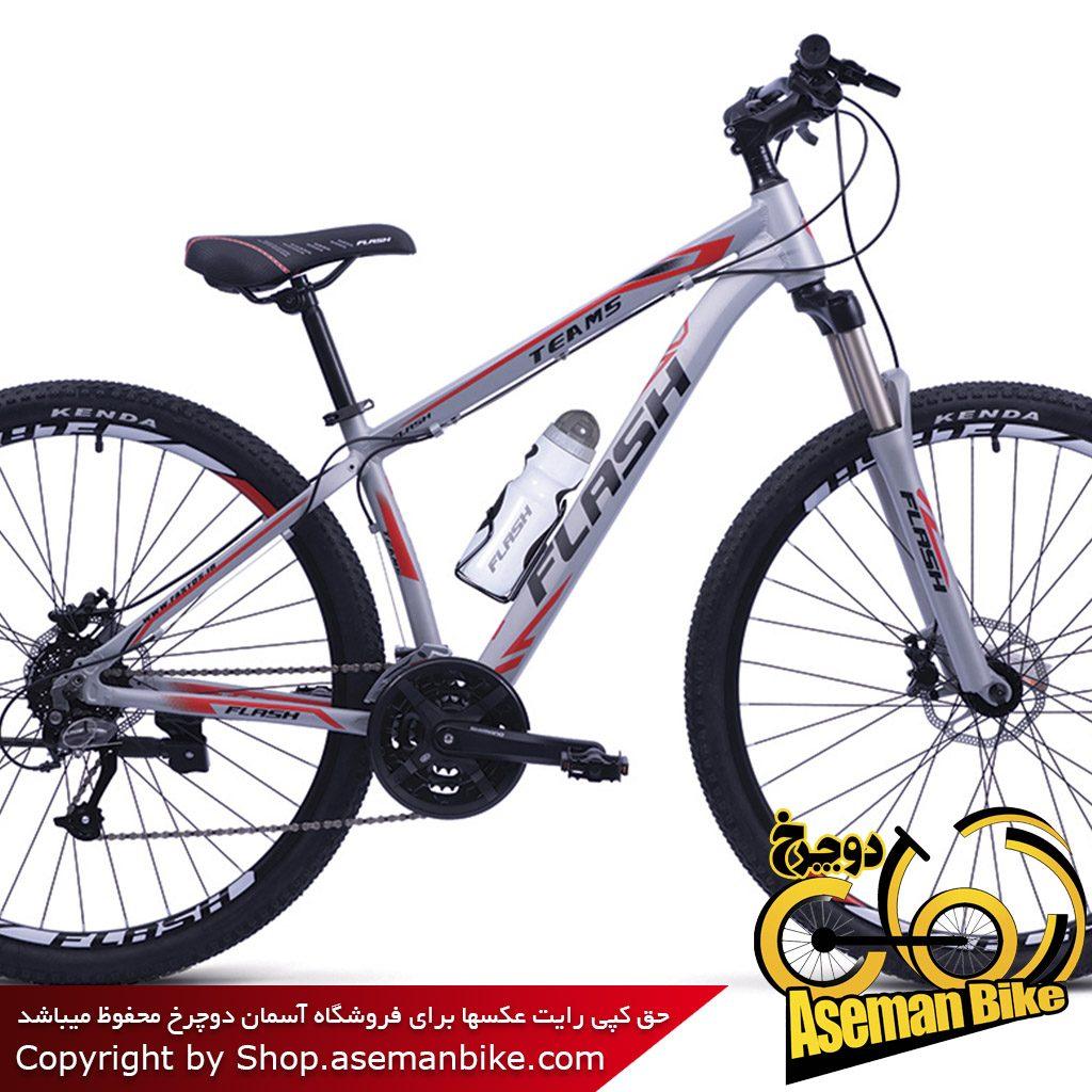 دوچرخه کوهستان و شهری فلش مدل تیم 5 سایز 29 Flash Team 5