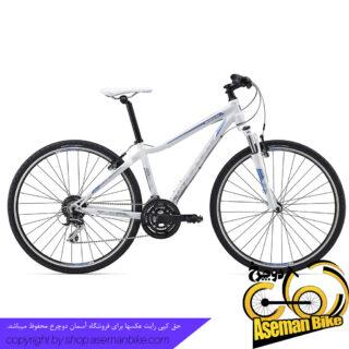 دوچرخه جاینت لیو کوهستان و شهری بانوان مدل روو Giant Liv Rove 3 2015