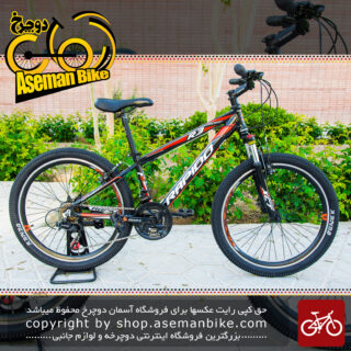 دوچرخه کوهستان راپیدو مدل R3D سایز 24 سال 2019 Rapido R3D