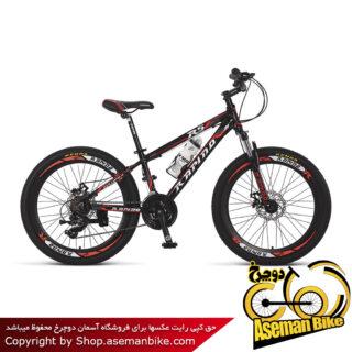 دوچرخه کوهستان راپیدو مدل R5D سایز 24 سال 2017 Rapido R5D