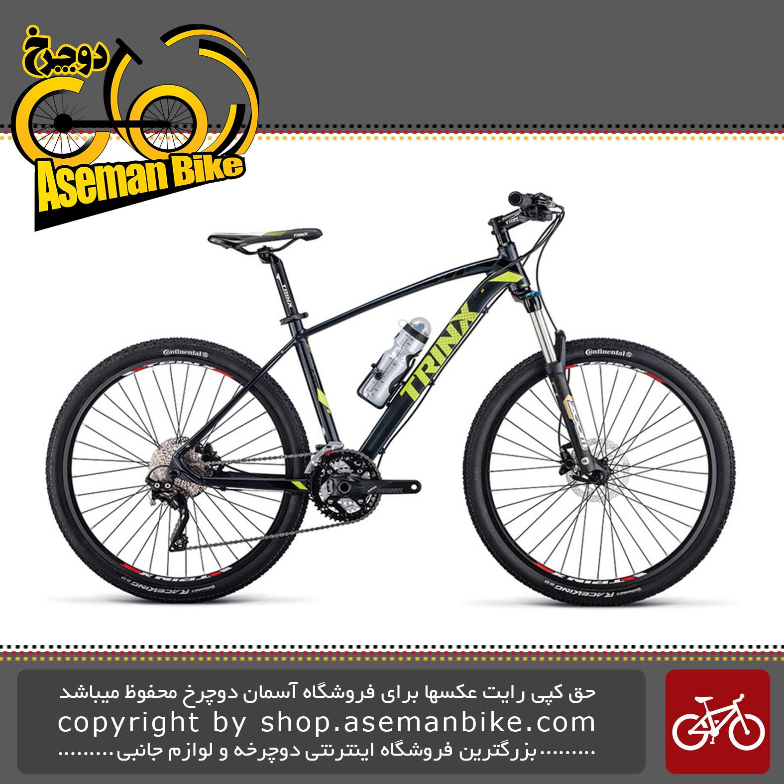 دوچرخه کوهستان ترینکس مدل X7T سایز 26 Trinx X7T