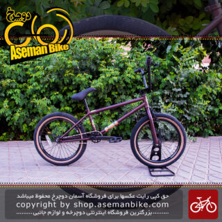 دوچرخه بی ام ایکس پریمیوم مدل لا ویدا سایز 20 Premium Bike BMX La Vida