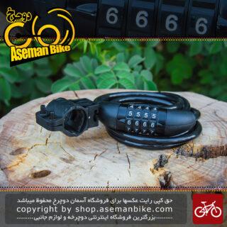قفل کابلی دوچرخه الکس ضد سرقت Alex Bicycle Cable Lock