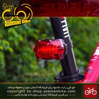 ست چراغ جلو و عقب دوچرخه فلش Bicycle Flash Light
