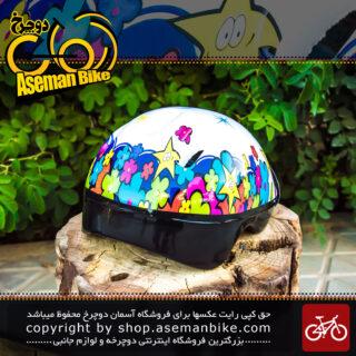 کلاه دوچرخه سواری بچه گانه ردو سفید Reddo Bicycle Kids Helmet