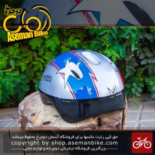 کلاه دوچرخه سواری بچه گانه ردو نقره ای Reddo Bicycle Kids Helmet