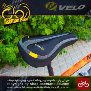روکش زین دوچرخه ژله ای ولو پلاش Velo Plush Gel Bicycle Saddle