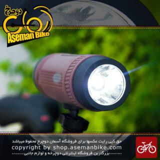 چراغ جلو موزیک پلیر پاور بانک شارژی مدل زیالوت Zealot S1 Flashlight & Music
