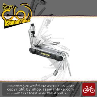 مجموعه ابزار چند کاره دوچرخه Topeak مدل Hexus II TT2538B