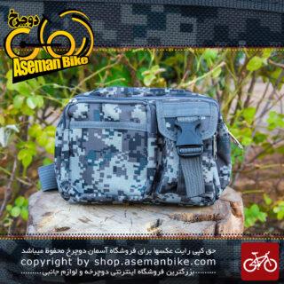 کیف کمری کینگ کمپ مدل چیریک King Camp Waist Bag
